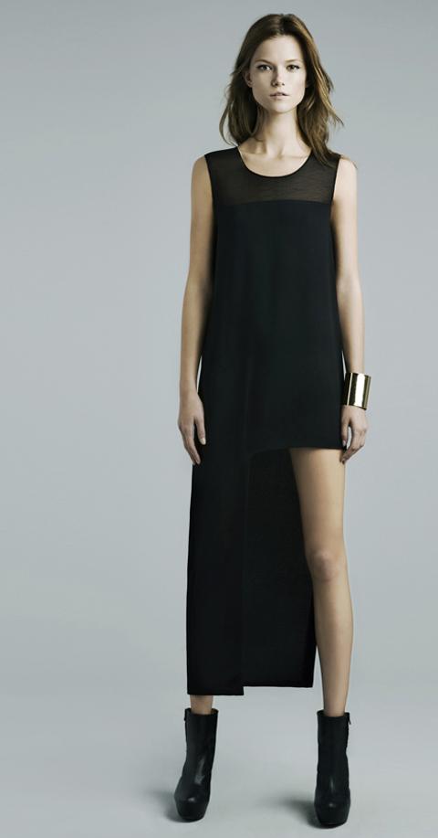 zapatos elegantes a un precio razonable mejor lugar para El lookbook de Zara para estas navidades: ¿vestido o smoking?
