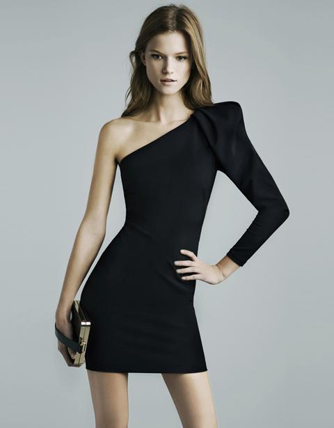 mejor sitio oficial venta profesional El lookbook de Zara para estas navidades: ¿vestido o smoking ...